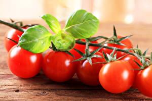 Обои Овощи Томаты Вблизи Красный Еда