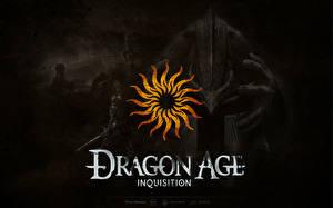 Фото Dragon Age Логотип эмблема Игры