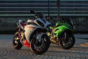 Обои Yamaha Мотоциклы