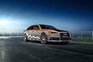 Фотография Audi Стайлинг Асфальт Универсал 2015 MTM RS 6 Avant Clubsport