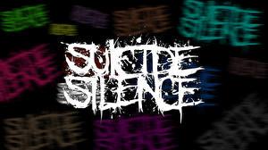 Фотографии Логотип эмблема suicide silence rock deathcore