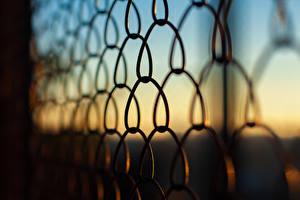Фотография Рассветы и закаты Вблизи Забора