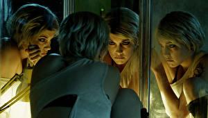 Фотография Кэти Кэссиди Зеркало Отражение The Scribbler, Unzip your head Фильмы Знаменитости Девушки