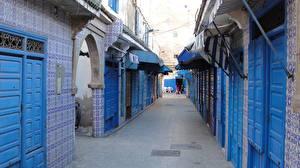Фотографии Дома Марокко Улица Двери Essaoulra город