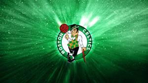 Фото Логотип краб Баскетбол Boston Celtics NBA Спорт