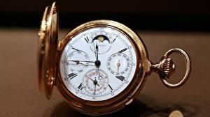 Фотография Карманные часы Вблизи Ретро