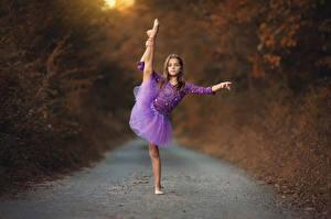 Фото Балет Девочка Ног ребёнок