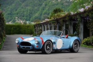 Обои Форд Тюнинг Винтаж Кабриолет Родстер 1964 Shelby Cobra 289 FIA Competition Roadster