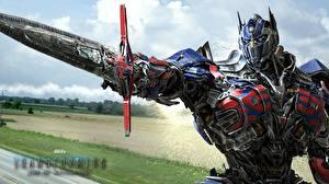 Картинка Трансформеры Трансформеры: Эпоха истребления Мечи Робот Optimus Prime Кино