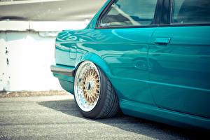 Фотографии BMW Колесо m3 E30 Автомобили