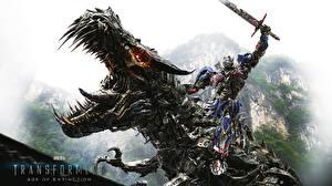 Картинки Трансформеры Трансформеры: Эпоха истребления Робот Мечи Optimus Prime Фэнтези
