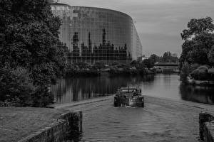Фотографии Франция Страсбург parlament