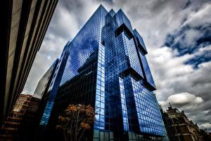 Картинка Здания Англия Лондон