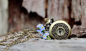 Картинки Карманные часы Вблизи