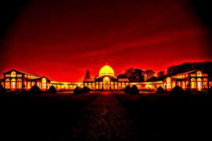 Фото Англия Лондоне Ночью