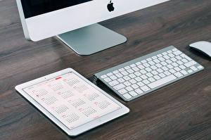 Обои Apple Клавиатура mac calendar 2015