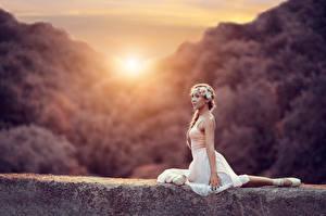 Картинка Балет Reflection of soul Alessandro Di Cicco Девушки