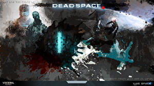 Картинка Dead Space Dead Space 0 visceral games EA LS LiVE SPACE studio