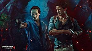 Фото Uncharted 4: A Thief's End