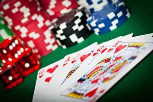 Фотографии Вблизи Карты Казино Playing card Casino
