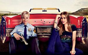Фотография Sofia Vergara Риз Уизерспун Полицейские Два Hot Pursuit кино Знаменитости Девушки