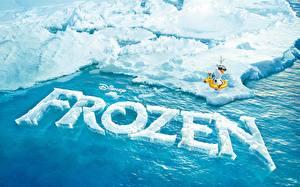 Картинка Холодное сердце Disney Слово - Надпись