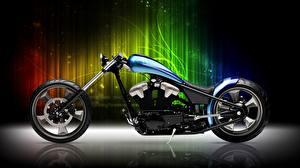 Обои Тюнинг Мотоциклы фото