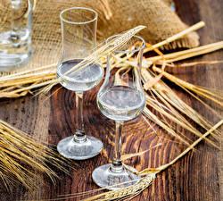 Фото Напиток Рюмка Два Колосья Продукты питания