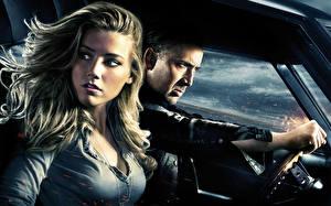 Фото Эмбер Хёрд Мужчины Блондинка Drive Angry 2011 кино Знаменитости