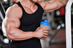 Фото Напитки Бодибилдинг Мускулы nutrition protein drink