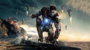 Фотографии Мстители: Эра Альтрона Robert Downey Jr Мужчины Железный человек герой Герои комиксов Фильмы Знаменитости