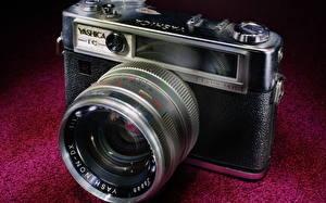 Обои Крупным планом Фотоаппарат Yashica фото