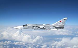 Обои Самолеты Истребители Su 24 Авиация Авиация фото