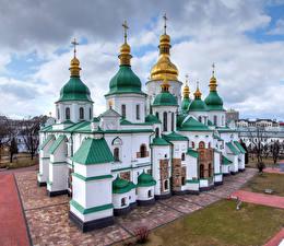 Фотографии Украина Храмы Киев город
