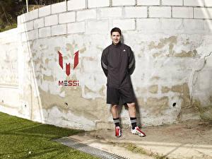 Обои Футбол Лионель Месси 10 FC Barcelona спортивные Знаменитости