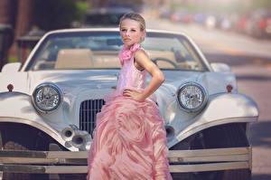 Фотография Платье Девочки Фар Transportation Julia Altork Дети Автомобили