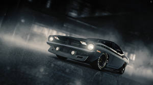 Фото Plymouth Barracuda Gran Turismo 6 Автомобили