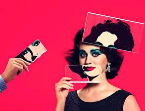 Фото Katy Perry Harper's Bazaar 2015 Музыка Знаменитости Девушки