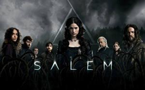 Обои для рабочего стола Shane West Мужчины Salem 2014 Фильмы Девушки