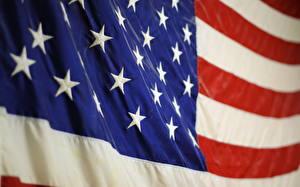 Фотография Штаты Вблизи Флаг