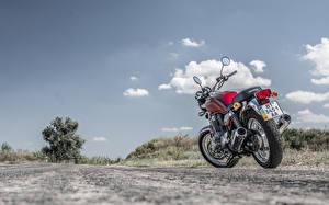 Обои Honda - Мотоциклы Небо cb1100EX Мотоциклы фото