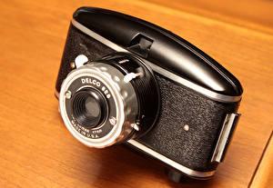 Обои Ретро Крупным планом Фотоаппарат Delco 828 фото