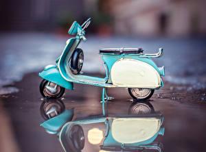 Обои Игрушки Крупным планом Jamie Frith Мотоциклы фото