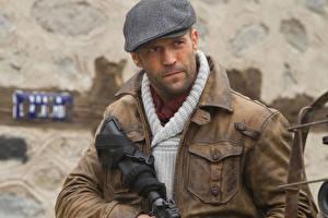 Фотография Неудержимые Jason Statham Куртки Lee Christmas кино Знаменитости