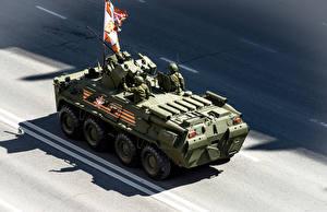 Картинка Россия День Победы Военный парад