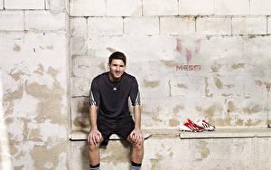 Фотографии Футбол Lionel Messi Стена 10 FC Barcelona спортивный Знаменитости