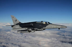 Обои Самолеты Истребители Aero L-159 Alca Авиация фото