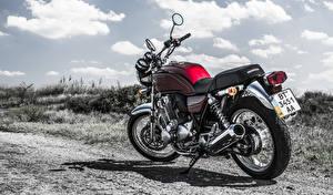 Обои Honda - Мотоциклы cb1100 EX Мотоциклы фото