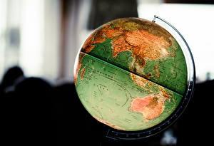 Обои География Глобус