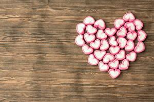 Фото Любовь Конфеты Сердечко Пища